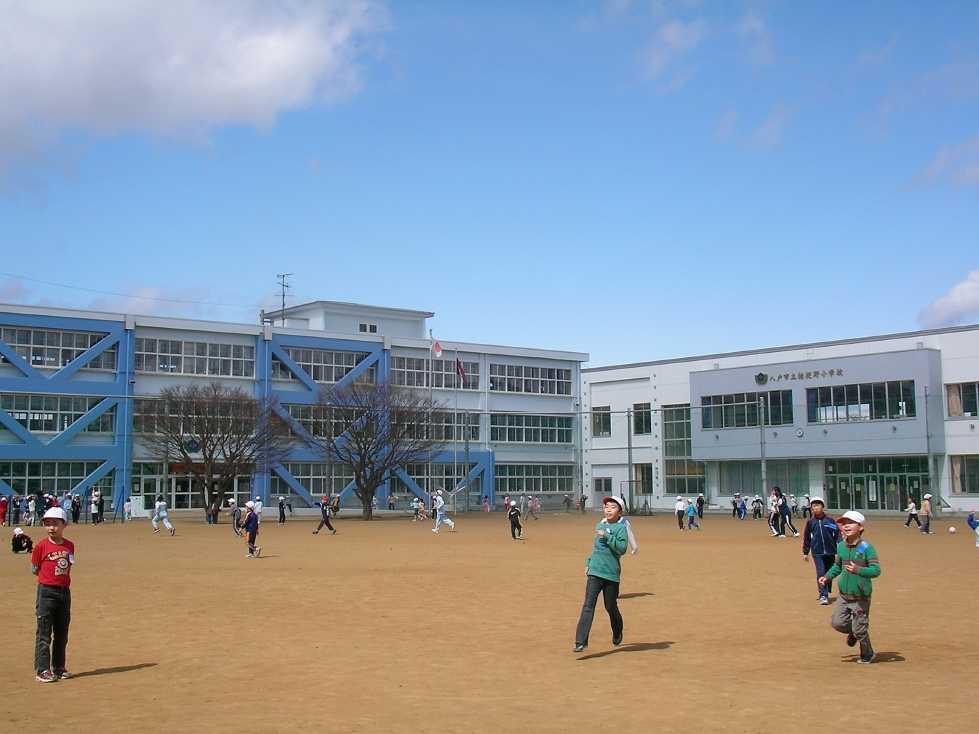 桔梗野小学校