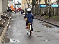 自転車技能訓練